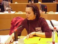 3° seminario europeo sul Tibet, al Parlamento Europeo. Dominique VALLI, France, Corse Tibet.