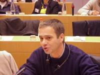 3° seminario europeo sul Tibet al Parlamento Europeo. François FOURCADE, France.