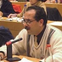 Francesco PULLIA, radicale italiano, al 3° Seminario europeo sul Tibet.
