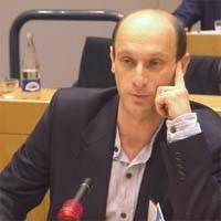 Georges D'ALLEMAGNE, Belgium, Member of the Belgian Senate (al 3° Seminario Europeo sul Tibet al Parlamento Europeo).