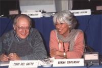 Luigi Del Gatto e Vanna Barenghi