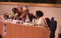 Giornata internazionale contro le mutilazioni genitali femminili. Bogalech Alemu (National Committee on Traditional Practices in Ethiopya ), Emma Boni