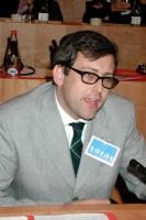 Bruno Mellano (in occasione del 3° seminario europeo sul Tibet, al Parlamento Europeo).