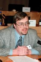 Nikolaj Khramov (in occasione del 3° seminario europeo sul Tibet, al Parlamento Europeo).