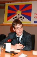 3° seminario europeo sul Tibet. Olivier Dupuis.