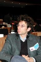 3° seminario europeo sul Tibet. Yasha Reibmann (radicale, membro del Consiglio Regionale della Lombardia).