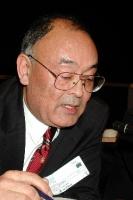 3° Seminario Europeo sul Tibet. Erik Alptekin, Olanda, leader dell'opposizione dell'Est Turkestan - Presidente dell' UNPO