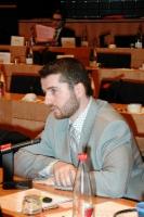 3° Seminario europeo sul Tibet. Rappresentante dalla Cecenia. (?)