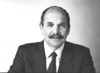 ritratto del generale della Folgore in pensione Ambrogio Viviani (BN) 2 copie