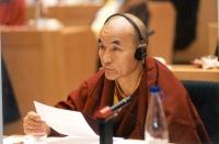Tuptan WANGCHEN, Spagna, direttore della Tibet House di Barcellona.