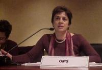 """Convegno contro le mutilazioni genitali femminili, intitolato """"Stop FGM!"""". Angela Spinelli (OMS)."""