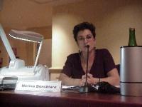 """Convegno contro le mutilazioni genitali femminili, intitolato """"Stop FGM!"""". Nerina Boschiero, docente di diritto internazionale all'università di Veron"""