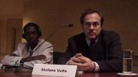 """Convegno contro le mutilazioni genitali femminili, intitolato """"Stop FGM!"""". Stefano Vella, presidente della società internazionale per l'AIDS."""