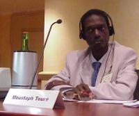 """Convegno contro le mutilazioni genitali femminili, intitolato """"Stop FGM!"""". Moustaph Touré, ginecologo dell'Amsopt (Associazione maliana per il monitor"""