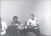 Roberto Cicciomessere e Luigi Del Gatto.