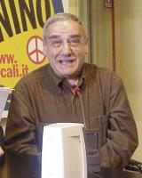 Giorgio Catalano, candidato della lista Bonino.