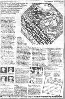"""Pagina a pagamento pubblicata in inglese dal Partito Radicale sul quotidiano """"Jerusalem Post""""."""