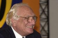 Marco Pannella, in occasione dell'Assemblea dei Radicali.