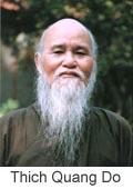 Thich Quang Do (Chiesa Buddista Unificata del Vietnam).