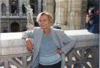Emma Bonino, al Palazzo di Giustizia, al termine della cerimonia di consegna delle firme sui 20 referendum alla Corte di Cassazione.