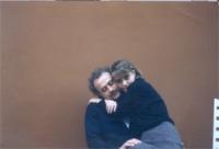 Sergio D'Elia e Maria Teresa Di Lascia.