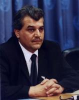 Emil Scuka, segretario generale dell'Unione dei Rom, alla sede dell'ONU.