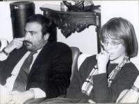 Maria Teresa Di Lascia e Carlo Romeo (giornalista).