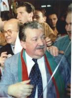 Ritratto di Gianfranco Ciaurro (PLI) sindaco di Terni