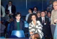 In primo piano, a sinistra: Maurizio Turco.