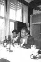 Mike Ajayi e Gaoussou Ouattara  (BN)