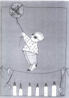 VIGNETTA Vignetta di Orlandi, a sostegno del referendum - promosso dal Comitato Segni, Giannini e dal Pr - per l'abrogazione delle parti più repressiv