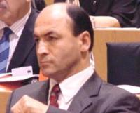 """Agar Can (delegato dell'East Turkestan National Congress), partecipa al convegno: """"La situazione nel Turkestan dell'Est dopo mezzo secolo di occupazio"""