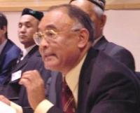 """Erkin Alptekin, General Secretary of the UNPO, partecipa al convegno: """"La situazione nel Turkestan dell'Est dopo mezzo secolo di occupazione cinese"""","""