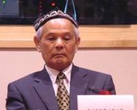 """Haci Yakup Anat  (Uighur Writer, Historian and former political prisoner)   partecipa al convegno: """"La situazione nel Turkestan dell'Est dopo mezzo se"""