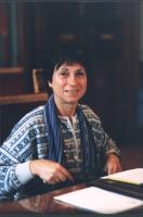 riratto di Fiorella Farinelli (assessore alle politiche educative del Comune di Roma)