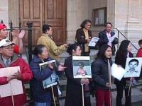 Manifestazione davanti all'ambasciata del Laos, per la liberazione di cinque radicali arrestati nel Laos, e per la libertà e la democrazia in quel pae