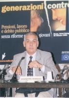 """Giuseppe Pennisi, docente scuola superiore PA, partecipa al convegno: """"Generazioni contro - Pensioni, lavoro, debito pubblico"""", promosso dai Radicali"""