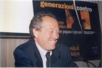 """Marco Taradash partecipa al convegno: """"Generazioni contro - Pensioni, lavoro, debito pubblico"""", promosso dai Radicali Italiani."""