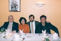 Il principe reggente del Laos Sauryavong SAVANG, Silvja Manzi, Bruno Mellano, Massimo Lensi. Altre su carta, anche con Paolo Atzori, Emma Bonino, Gian