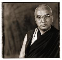 Thupten Tempa, monaco tibetano.
