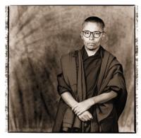 Yeshi Puntsok, capo del partito Nazionale democratico tibetano.