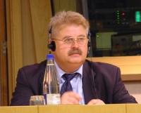 Elmar Brok (presidente della commissione degli Affari Esteri del Parlamento Europeo).