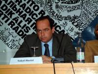 Consiglio Federale del PR. Sokol Hazizi (viceministro albanese della Giustizia).