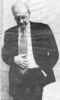 Ferdinando Imposimato (foto riprodotta da un giornale).
