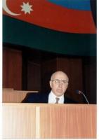 Arif Ragimzade, vicepresidente del Parlamento dell'Azerbaidjan.
