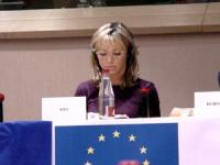 """Frédérique RIES, deputato al Parlamento Europeo, partecipa al convegno: """"Israel in the European Union"""", promosso dal Partito Radicale, e dai deputati"""