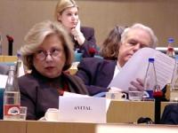 """Colette AVITAL, Member of the Knesset, Labour  partecipa al convegno: """"Israel in the European Union"""", promosso dal Partito Radicale, e dai deputati ra"""