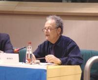 """Giora Rosen, Editor, Ombudsman of the Israeli Television and Radio, partecipa al Convegno: """"Israel in the European Union"""", promosso dal Partito Radica"""