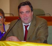 Gianni Vernetti, coordinatore dell'integruppo Tibet al Parlamento italiano, partecipa all'assemblea costitutiva dell'associazione dei comuni italiani