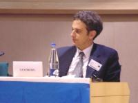 """Eliezer SANDBERG,membro della Knesset, partecipa al al  Convegno: """"Israel in the European Union"""", promosso dal Partito Radicale, e dai deputati radica"""